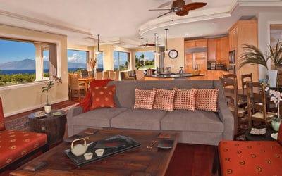 Luxury Hawaii Real Estate Living Found in Kahua Kai Maui