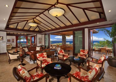 Lanikeha Clubhouse Owner's Lounge & Reading Room