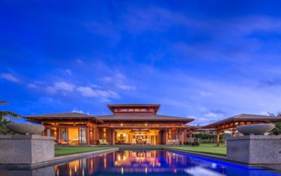 Fall in Love with this Luxury Home for Sale in Kapalua Maui